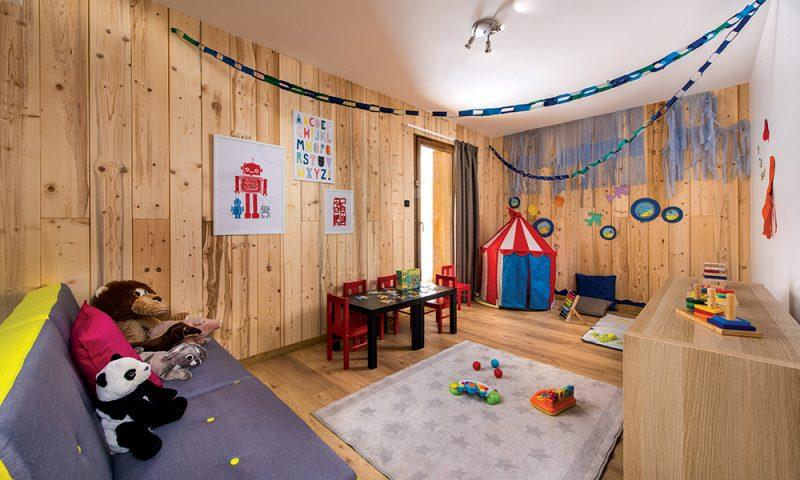 chalet playroom