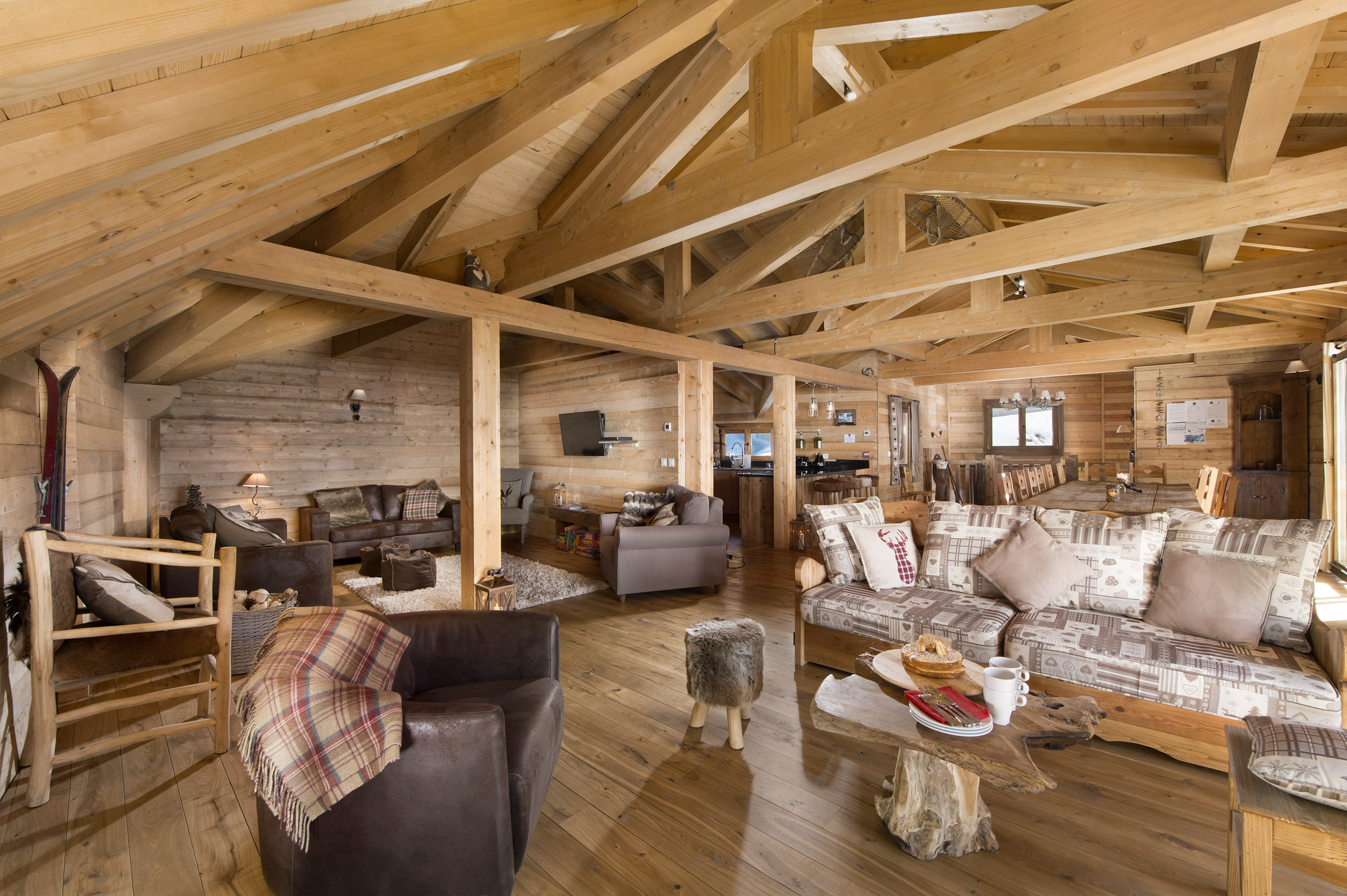 Delphine Living Room