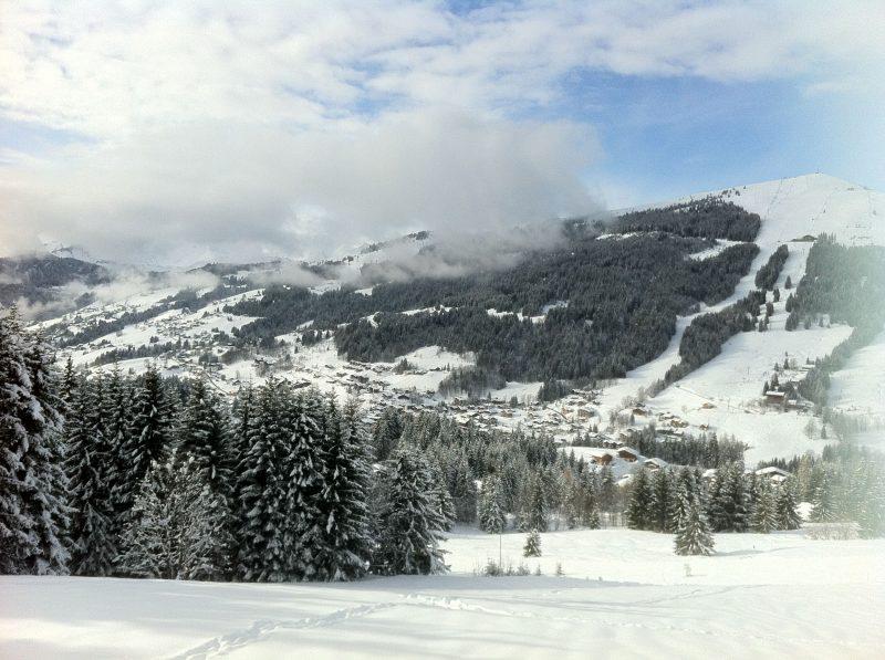 Les Gets Ski Resort