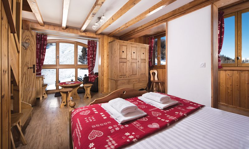 chalet family suite