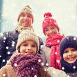 Ski Famille Christmas