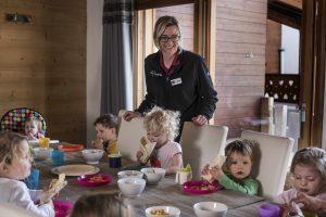 ski childcare