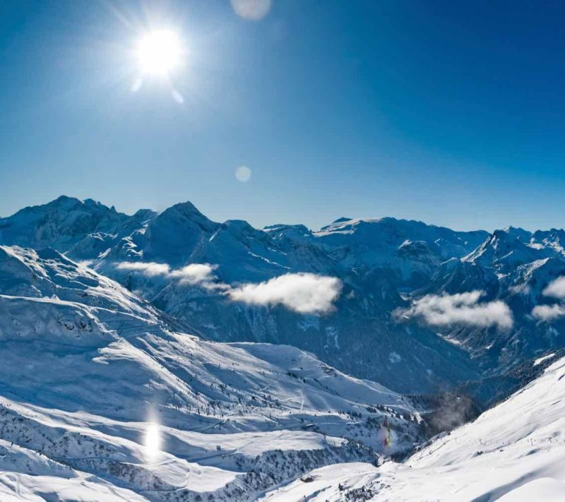 5 Reasons to go skiing on Premiere Neige Week