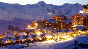 menuires apres ski