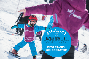 family traveller award 2017
