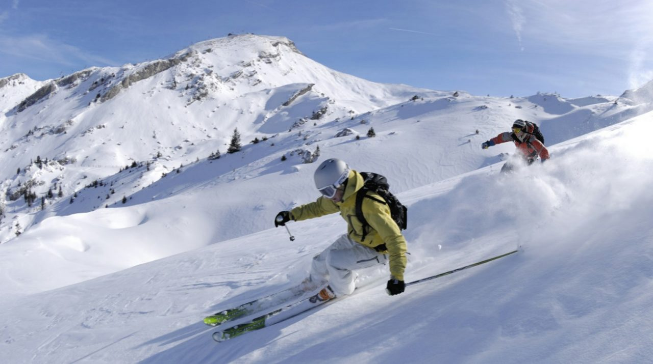 Get fit for family skiing