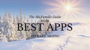 best skiing apps