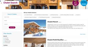 ski famille website