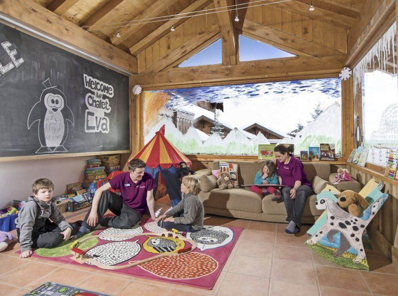 chalet eva childcare
